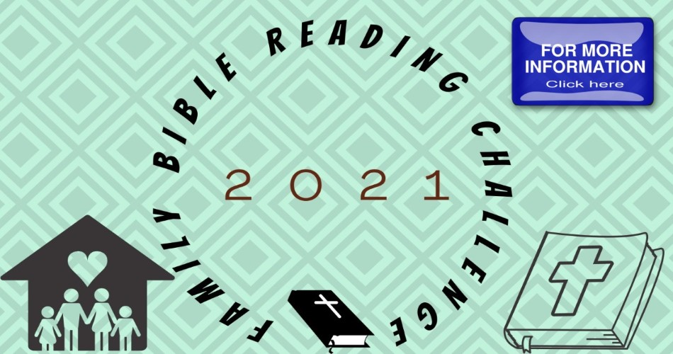 Family Bible Reading Challenge